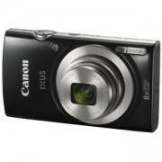 Цифров фотоапарат Canon IXUS 185, Черен, 20Mpx, AJ1803C001AA