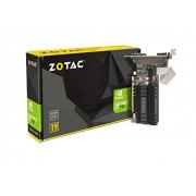 Zotac zt-71301-20L Carte graphique Nvidia GeForce GT 710 Carte graphique PCI Express 2.0 1 Go - Multicolore