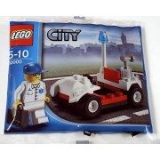 LEGO City 2009 - Very Rare - Rare Set Vehicle 30000 - Doctor with Carry Case