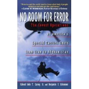 No Room for Error by T Col Carney John