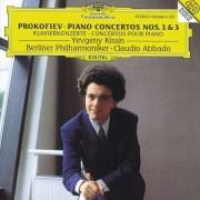 S. Prokofieff - Piano Concertos No.1&3 (0028943989824) (1 CD)
