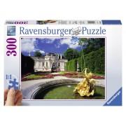 Ravensburger puzzle castelul linderhof vara, 300 piese