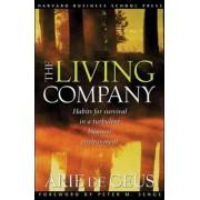 The Living Company by Arie P. De Geus