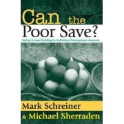 Can the Poor Save? by Mark Schreiner