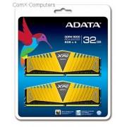 Adata AX4U3000W8G16-QGZ XPG z1 8Gb x 4(32GB) DDR4-3000 (pc4-24000) CL16 Memory Module