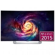 LG 55EG910W - Televizor OLED 3D curbat 139 cm, Full HD, argintiu