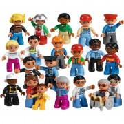 Ensemble De Personnages De La Communauté Lego® Duplo®