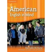American English in Mind Starter Class Audio CDs (3) by Herbert Puchta
