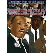 Martin Luther King Jr. and the March on Washington by Gary Jeffrey