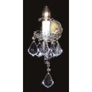 Crystal wall sconce 4031 01/05-108SW