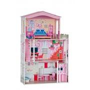 Woodyland casa delle bambole set Pretend Play, Multicolore (7)