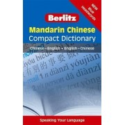 Berlitz Language: Mandarin Chinese Compact Dictionary by Berlitz Publishing