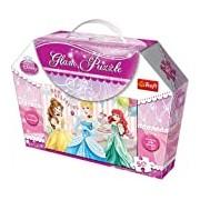 "Disney Princess 916 14802 ""Glam Princesses"" Puzzle (50-Piece)"
