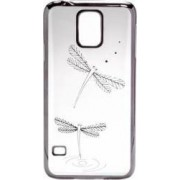 Skin Tellur Samsung Galaxy S5 G900 Dragon Fly Negru