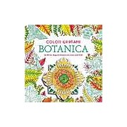 Color Origami: Botanica (Adult Coloring Book): 60 Birds Bugs & Flowers to Color and Fold