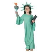 Rubies Costume Children Statue of Liberty Costume, Large