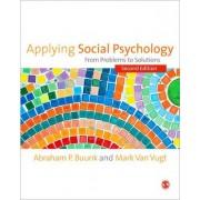 Applying Social Psychology by Abraham P. Buunk