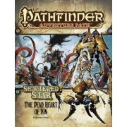 Pathfinder Adventure Path: Shattered Star Part 6 - The Dead Heart of Xin by Brandon Hodge