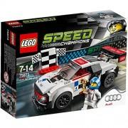 LEGO Champions velocidad Audi R8 LMS ultra-75873 7+