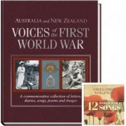 Australia and New Zealand Voices of the First World War