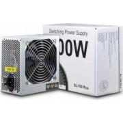 Sursa Inter-Tech SL-700 Plus 700W argintie