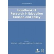 Handbook of Research in Education Finance and Policy by Helen F. Ladd