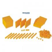Joc educativ Baza 10 - set 121 piese la punga - Miniland