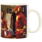 SD Giocattoli - The Big Bang Theory, Costume Flash Protagonisti, tazza in ceramica (SDTWRN27489)