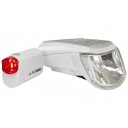 TRELOCK LS 750 i-go / 710 kit blanc Sets de lampes