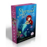 A Mermaid Tales Sparkling Collection: Trouble at Trident Academy; Battle of the Best Friends; A Whale of a Tale; Danger in the Deep Blue Sea; The Lo