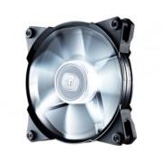 JetFlo 120 White LED 120mm ventilator (R4-JFDP-20PW-R1)