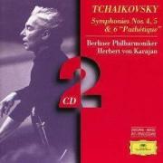 P.I. Tchaikovsky - Symphonies4,5&6 (0028945308821) (2 CD)