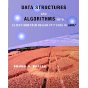 Data Structures and Algorithms with Object-oriented Design Patterns in Java by Bruno R. Preiss