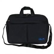 """Acm Executive Office Padded Laptop Bag for Asus X Series X540la-Xx596d 15.6"""" Laptop Black"""