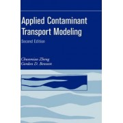 Applied Contaminant Transport Modeling by Chunmaio Zheng
