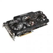 GBT GV-R929WF3-4GD Carte graphique GRA PCX R9 290 4 Go Windforce Radeon R9 290 947 MHz PCI-Express 4096 Mo