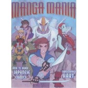 Manga Mania by Christopher Hart