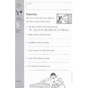 Oxford Reading Tree: Level 9: Workbooks: Workbook 2: Superdog and the Litter Queen by Thelma Page