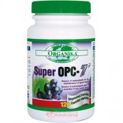 Super Antioxidant Izotonic OPC-7 Organika 120 capsule vegetale