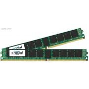 Crucial 32GB(16GBx2) 2133MHz DDR4 Registered ECC DIMM PC4-17000 CL15 1.2V Server Memory