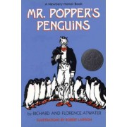 Mr Popper's Penguins by Atwater