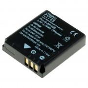 Samsung IA-BH125C, Fuji NP-70, Panasonic CGA-S005 Bateria - 1000mAh
