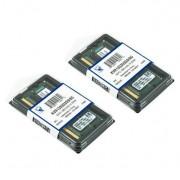 Kingston 16Go ( 2x 8Go ) DDR3 1333MHz PC3-10600 (204 broches) SO DIMM KVR1333D3S9/8G mémoire