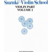 Suzuki Violin School, Vol 1 by Shinichi Suzuki