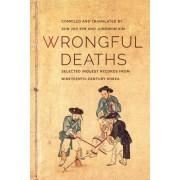 Wrongful Deaths by Sun Joo Kim