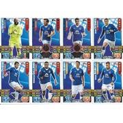 Match Attax 2015/2016 Everton Team Base Set Plus Star Player, Captain & Away Kit Cards 15/16