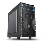 Thermaltake - Versa H13 - Micro-Tour boitier PC (Micro-ATX) Noir