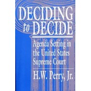 Deciding to Decide by H. W. Perry