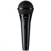 Shure PGA58-LC Cardioid Dynamic Vocal Microphone with No Cable
