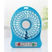 Portable Rechargeable Mini Fan USB 3-mode Fan with Lithium Battery HiSPEED